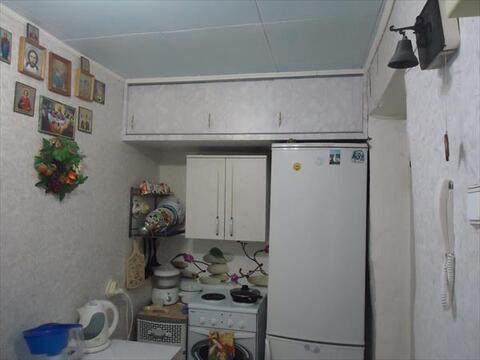 2-комнатная Гостинка в Октябрьском районе, Купить квартиру в Томске, ID объекта - 331048105 - Фото 5