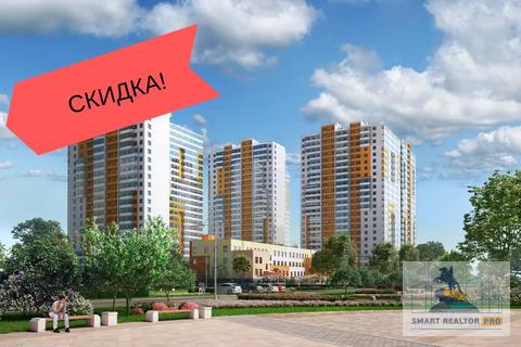 Продажа квартиры, м. Комендантский проспект, Ул. Парашютная