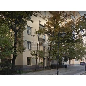 3х комн.кварт, ул. Малая Бронная,36, ст.м. Маяковская