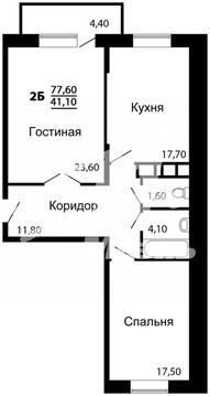 Продажа квартиры, Клин, Клинский район, 4