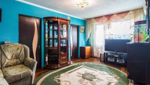 4 к квартира с хорошим ремонтом и мебелью, Купить квартиру в Краснодаре, ID объекта - 317932193 - Фото 8