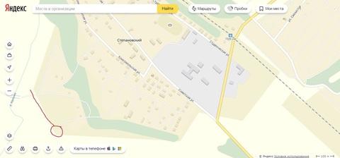 Участок 9 сот в х.Степановский, Купить земельный участок Степановский, Оренбургский район, ID объекта - 201268334 - Фото 1