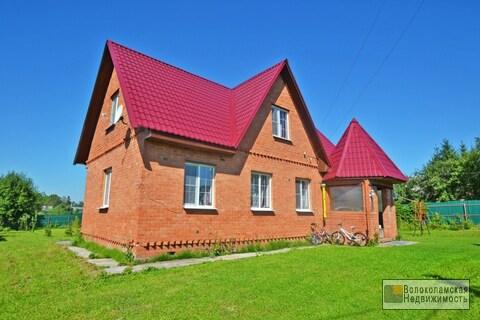 Жилой дом в Волоколамске, Купить дом в Волоколамске, ID объекта - 504146967 - Фото 1