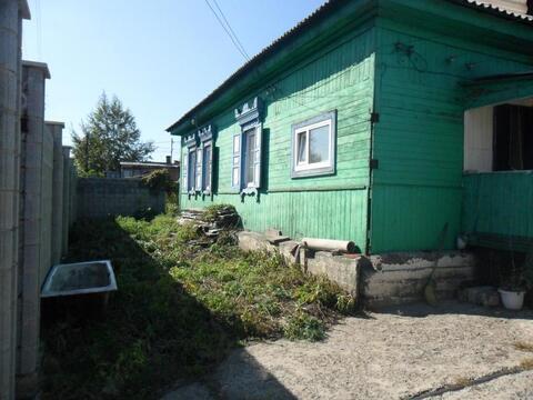 Продается дом. , Иркутск город, 4-й Советский переулок, Купить дом в Иркутске, ID объекта - 504415995 - Фото 1