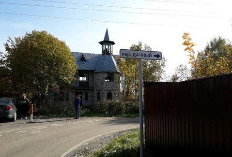 Продается участок. , Поповка д, Дачный переулок