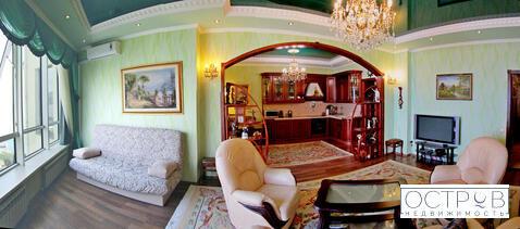 Продажа 2к апартаментов с видом на море в Приморском парке
