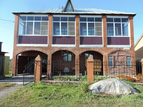 Продажа дома, Яйский район, Купить дом в Яйском районе, ID объекта - 504286905 - Фото 1