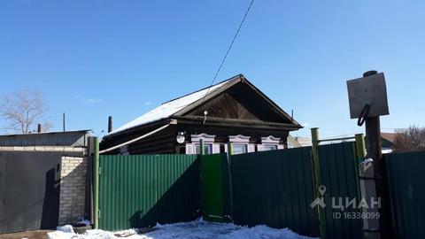 Дом в Забайкальский край, Чита ул. Красных Коммунаров (56.0 м)