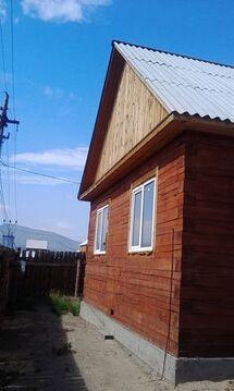 Продажа дома, Иволгинский район, Купить дом в Иволгинском районе, ID объекта - 504526980 - Фото 1