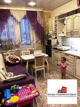 2 600 000 Руб., Однокомнатная квартира в микрорайоне Заречье, Купить квартиру в Егорьевске, ID объекта - 333894145 - Фото 6