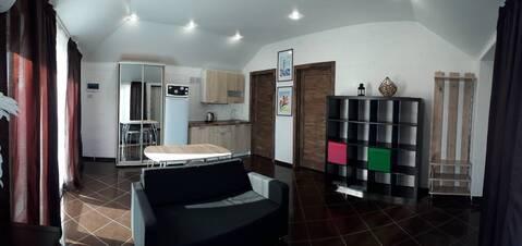 Сдается 1-к квартира посуточно в Стрелецкой бухте, Снять квартиру на сутки в Севастополе, ID объекта - 334074554 - Фото 1