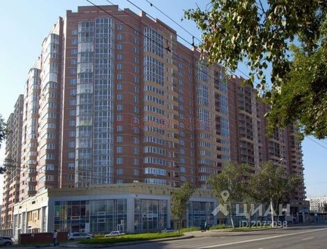 1-к кв. Новосибирская область, Новосибирск ул. Дуси Ковальчук, 238 .