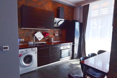 Квартира с красивым ремонтом в Гаспре, новый дом