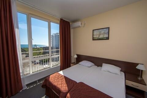 Апартаменты в олимпийском парке с видом на море, Купить квартиру в Сочи, ID объекта - 331055857 - Фото 1