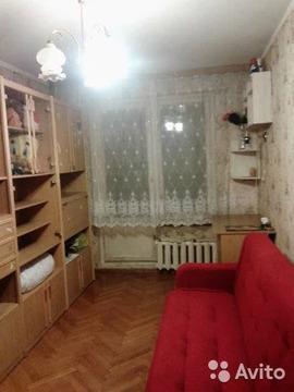 Комната 12 м в 3-к, 4/9 эт.