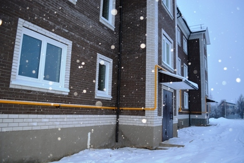 Новый дом и новые соседи, Купить квартиру в Боровске, ID объекта - 333395278 - Фото 3