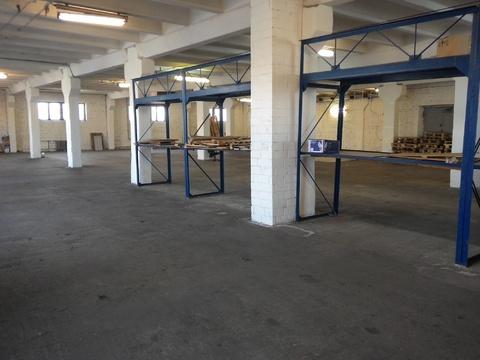 Предлагаем в аренду склад 550 кв.м.