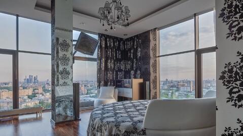 Продажа 2-х этажного пентхауса 184 кв.м., Купить квартиру в Москве, ID объекта - 334514955 - Фото 1