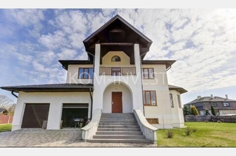 250 000 €, Большой дом с камином в Марупе, Купить дом Рига, Латвия, ID объекта - 502936474 - Фото 1