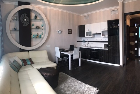2 к апартамент в клубном доме в 200 м от моря в Алуште.