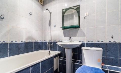 4 к квартира с хорошим ремонтом и мебелью, Купить квартиру в Краснодаре, ID объекта - 317932193 - Фото 16