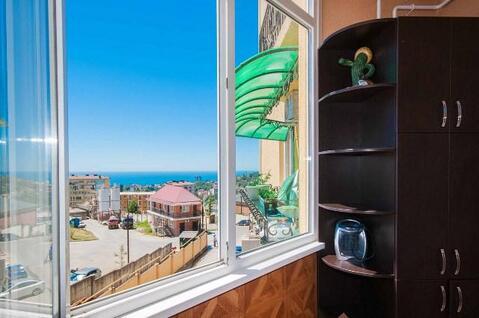 Трехкомнатная квартира с видом на море