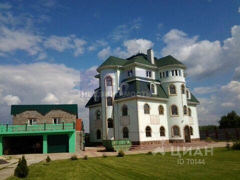 Коттедж в Московская область, Домодедово городской округ, д. Семивраги .