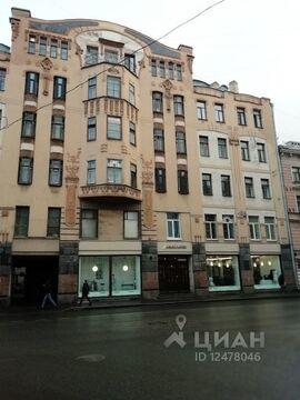 Комната Санкт-Петербург Вознесенский просп, 18 (24.9 м)
