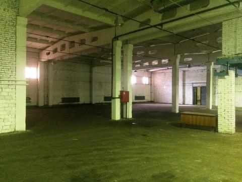 Аренда склада 827 кв.м