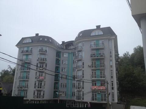 2 квартира под ключ клубный дом в Бочаров ручей