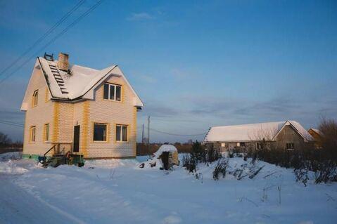 Продажа дома, Тюмень, Липовый остров, Купить дом в Тюмени, ID объекта - 503878532 - Фото 1
