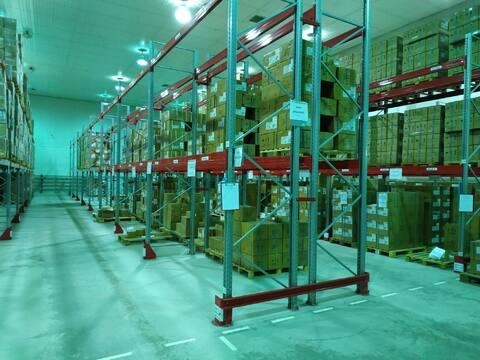 Аптечный склад 1007 кв.м, полностью под лицензию, Аренда склада в Подольске, ID объекта - 900663560 - Фото 4