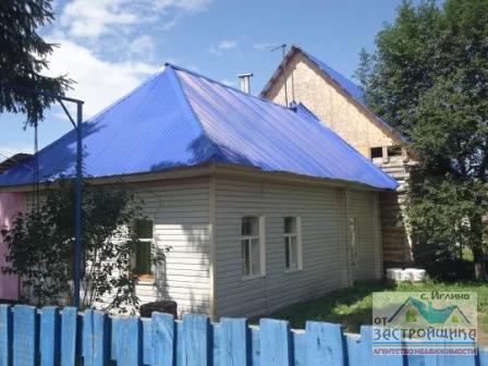 Продается дом. , Иглино с, улица Гайдара