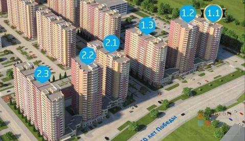 3-к квартира, 85 м, 16/23 эт.