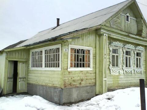 Продам дом в нижегородской области., Купить дом в Нижнем Новгороде, ID объекта - 502458827 - Фото 1