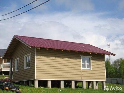 Дом 75 м на участке 9.6 сот.