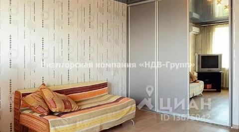 1-к кв. Хабаровский край, Хабаровск ул. Ленина, 53 (35.0 м)