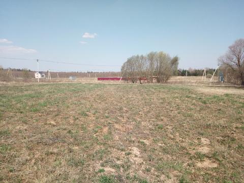 Продается земля в д.Воскресенское, Рузского района