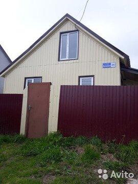 Дом 80 м на участке 6 сот.