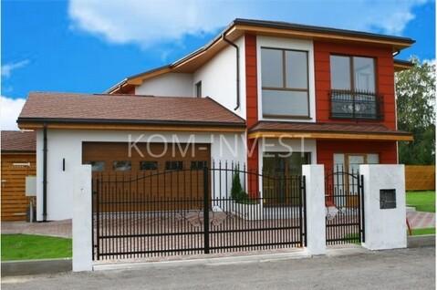 Новый дом с ремонтом в Марупе на улице Ламберту, Купить дом Рига, Латвия, ID объекта - 502936477 - Фото 1