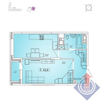Продажа квартиры, Мытищи, Мытищинский район, Купить квартиру от застройщика в Мытищах, ID объекта - 328979021 - Фото 1
