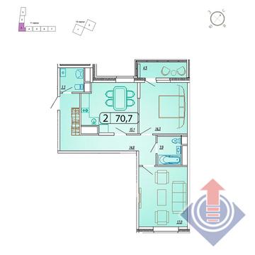 Продажа квартиры, Мытищи, Мытищинский район, Купить квартиру от застройщика в Мытищах, ID объекта - 328979465 - Фото 1