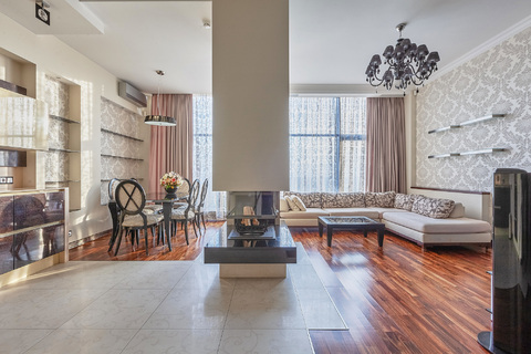 Продажа 2-х этажного пентхауса 184 кв.м., Купить квартиру в Москве, ID объекта - 334514955 - Фото 26