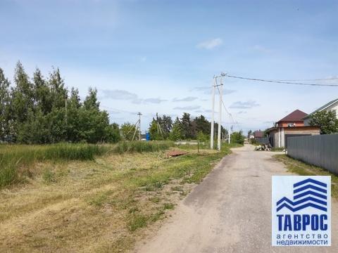 Продается участок в с.Поляны со всеми коммуникациями, Купить земельный участок Поляны, Рязанский район, ID объекта - 202050780 - Фото 1