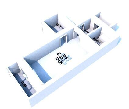 Продажа квартиры, Вологда, Ул. Гагарина, Купить квартиру в Вологде, ID объекта - 330534908 - Фото 1