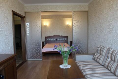 Аренда 1-комнатной квартиры в новом доме на ул. Караманова