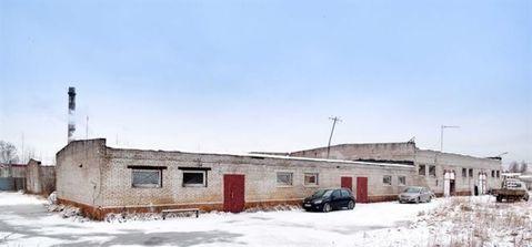 Сдам складское помещение 1850 кв.м, м. Проспект Ветеранов, Аренда склада в Санкт-Петербурге, ID объекта - 900253815 - Фото 2