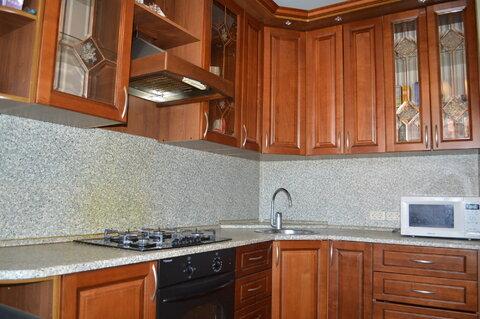 Сдаётся трёх комнатная квартира, Снять квартиру в Домодедово, ID объекта - 327071125 - Фото 1