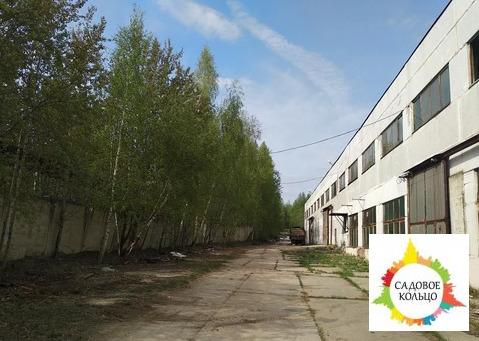 """Производственное помещение на охраняемой территории завода пао """" дозак"""