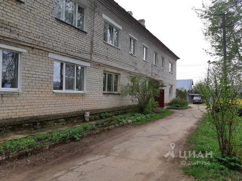 2-к кв. Тверская область, Конаковский район, с. Городня Советская ул, .